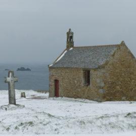 Saint-Samson sous la neige